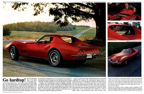 corvette world articles 1968 corvette dealers sales