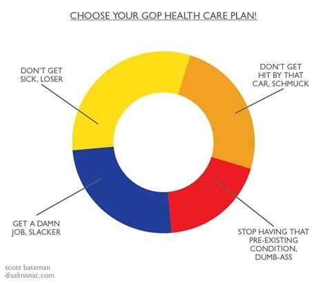 gop healthcare plan choose your gop health care plan by scott bateman