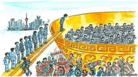 Mba Works As A Community Liaison China American by The Golden Rice Bowl The Economist