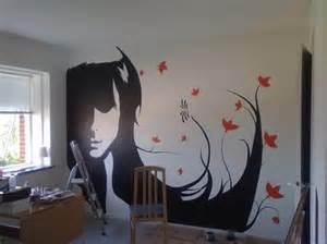wall mural designs ideas art wall murals art wall decals a fun and easy way to