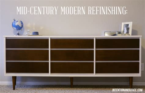 mid century modern dresser diy mid century for this century intention grace