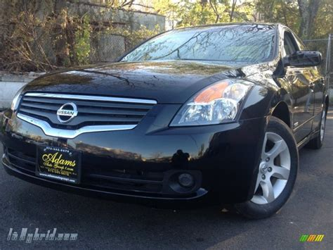 nissan altima black 2007 2007 nissan altima hybrid in black 227909