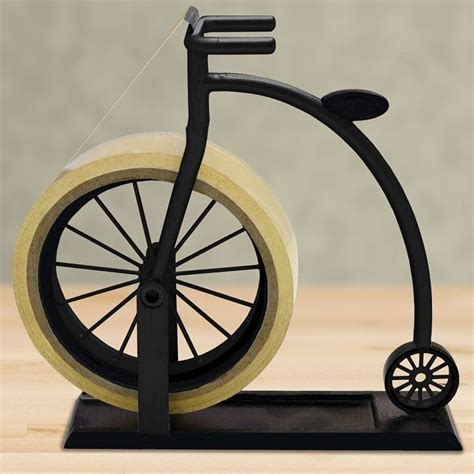 Cheap Housewarming Gifts penny farthing novelty tape dispenser find me a gift