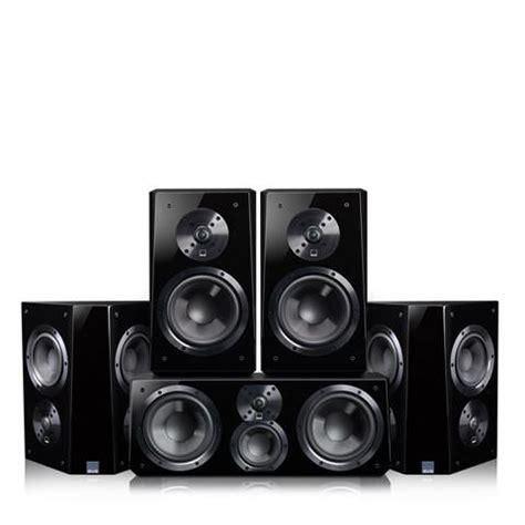 svs ultra bookshelf surround sound system home theater