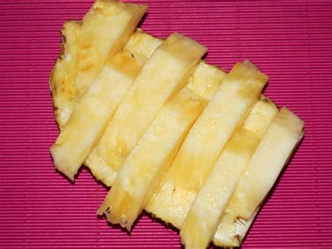 wann ist ananas reif wann ist eine ananas reif