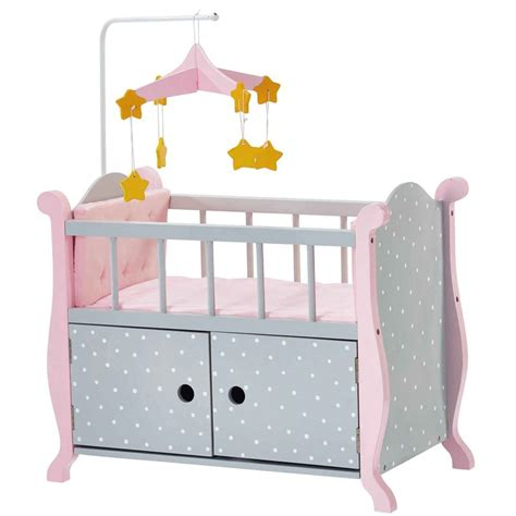 s world baby doll furniture nursery crib bed