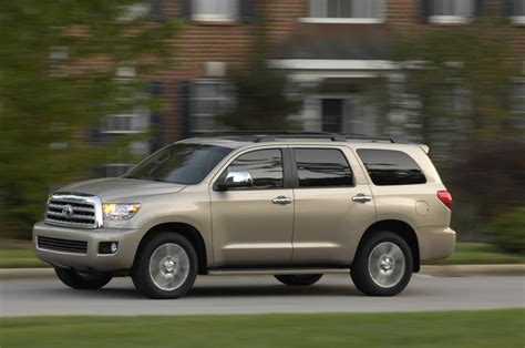 Toyota Sequoia Weight 2011 Toyota Sequoia Photos Price Reviews