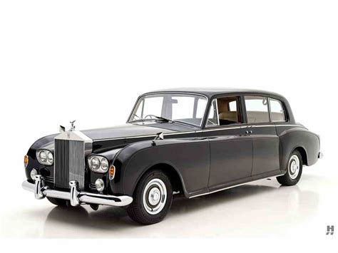 rolls royce vintage 1960 rolls royce phantom v by park ward for sale