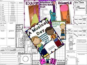 supplement grades a musical day supplement activities 1st grade lesson 8