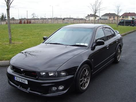 black mitsubishi galant mitsubishi hq wallpapers and pictures page 10