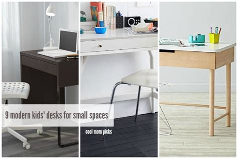 Kid Desks For Small Spaces 9 Modern Desks For Small Spaces Cool Picks