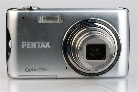 digital reviews pentax optio p70 digital review