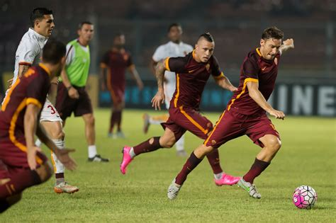 Roma Merah preview lengkap as roma day di gbk