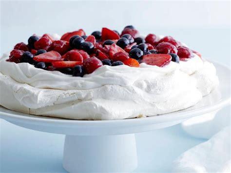 Ina Garten Meringue | mixed berry pavlova recipe ina garten food network