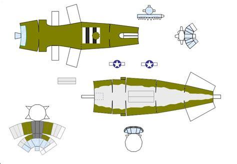 aeromodelli di carta volanti modelli riproduzione 17