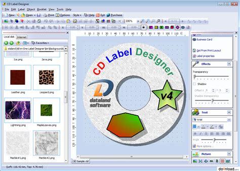 Label Drucken Programm Kostenlos by Cd Label Designer 5 0 1 Build 548 Herunterladen