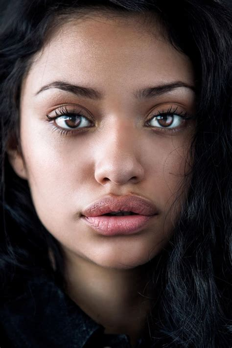 good color on a hispanic with black hair 171 best faceclaim library images on pinterest faces