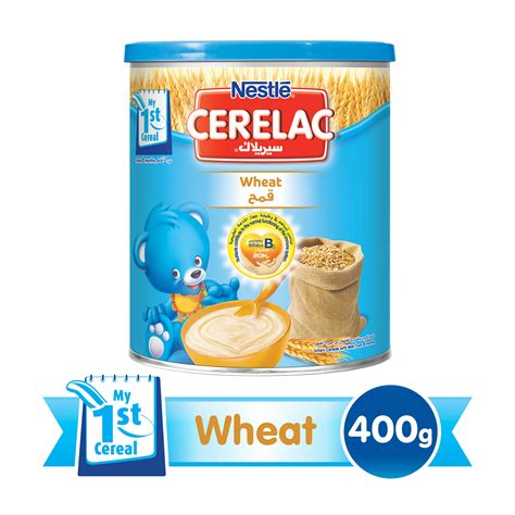 Cerelac Nestle buy nestle cerelac infant cereal wheat 400 gm in