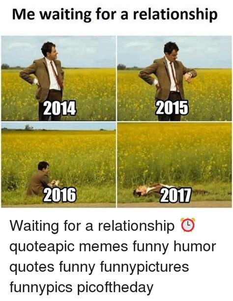waiting   relationship     waiting