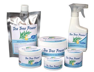 eliminator boat dock spray forespar tea tree power refill pouch