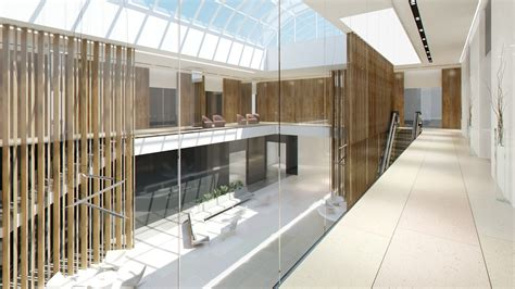 foyer or lobby lobby foyer office commercial business interior