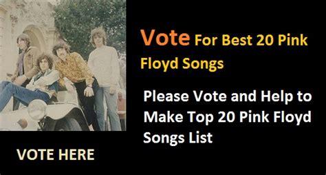 best pink floyd song all pink floyd songs ranked