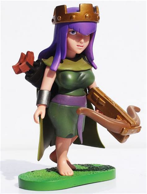 Figure Clans Of Clash Archer Acher clash of clans archer figure clash royale clash of clans products and