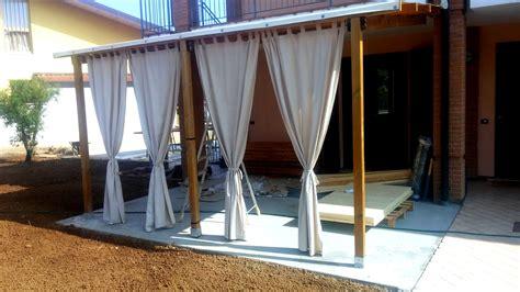 costo tettoie in legno pergola addossata in legno 5x4 mt copertura tettoia gazebo