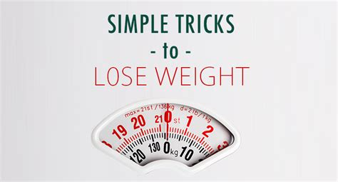A Trick That Helps To Lose Weight by Tricks To Lose Weight Unhealthiest Mcdonalds Food