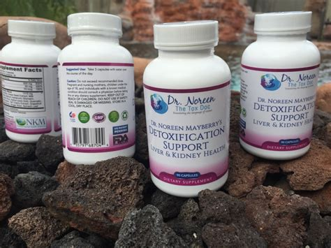 3 Month Detox by 3 Months Detox Support Supplement Patent Pending Dr
