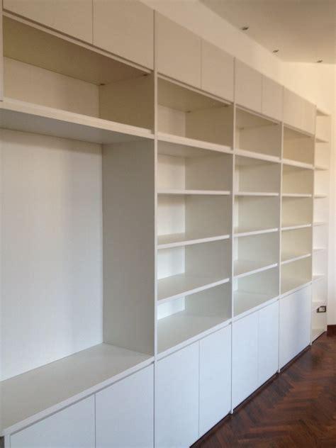 libreria su misura librerie a giorno su misura 3142 soggiorni a prezzi scontati