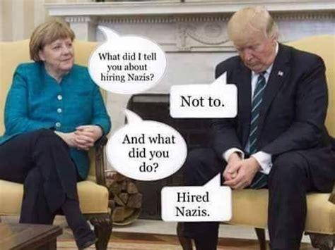 the randy report: meme of the day: merkel & trump