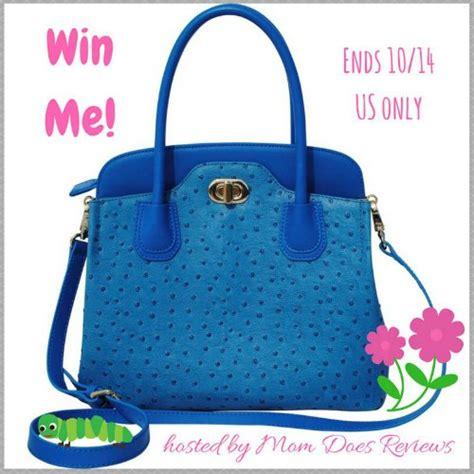 Purse Giveaway 2016 - kc beautiful day blue handbag giveaway