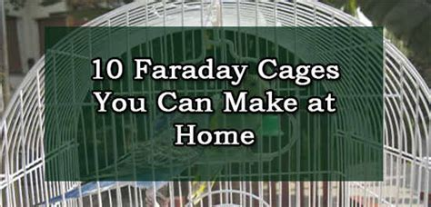 You Can Make At Home 10 faraday cages you can make at home ask a prepper