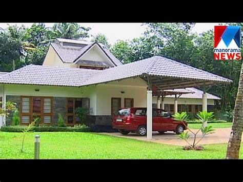 style house plans 2018 open concept house plan veedu episode manorama news