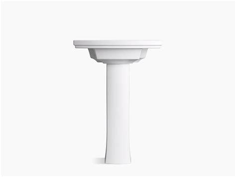 K R6376 4 Elliston Pedestal Bathroom Sink 4 Inch