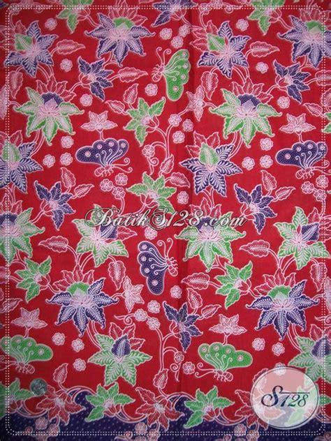 Kain Untuk Seragam kain batik untuk seragam batik kantor batik warna cerah asli batik k902p toko batik
