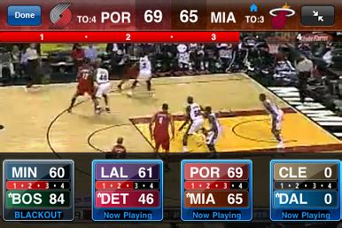 nba league pass mobile nba league pass mobile for iphone macworld