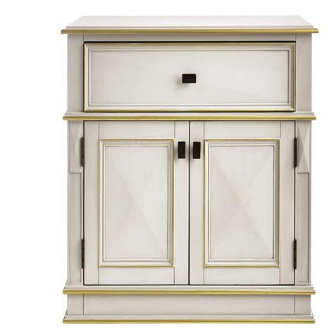 home decorators collection chennai whitewash nightstand 9467900410 the home depot home decorators collection dinsmore 1 drawer antique dove