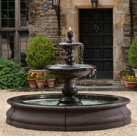 water fountain backyard water fountain backyard pool design ideas