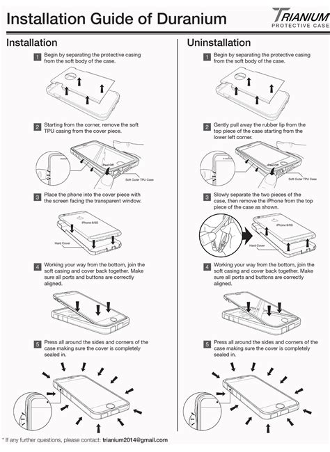 duranium case series   models video  diagram instruction