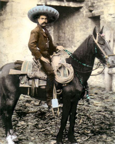 emiliano zapata biography in spanish emiliano zapata salazar mexican revolutionist 8x10 quot hand