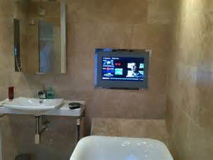 bathroom tv ideas tv for bathroom bathroom design ideas 2017