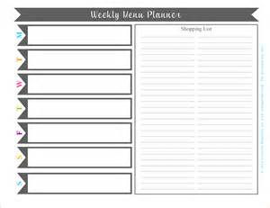 Printable Templates by 6 Printable Weekly Planner Template Bookletemplate Org