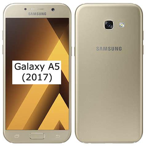 Samsung Galaxy A5 2017 32 Gb samsung galaxy a5 2017 sm a520fz 32gb gold sand