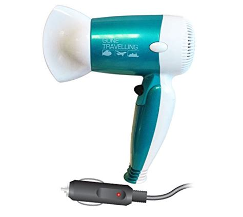 Hair Dryer Lightweight 12v lightweight travel hair dryer import it all