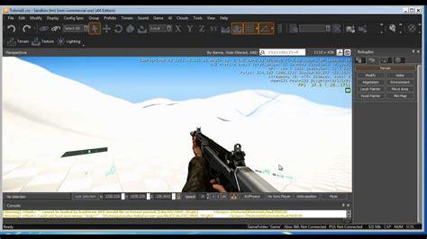3d criar tutorial cryengine como fazer jogos em 3d cria 231 227 o de