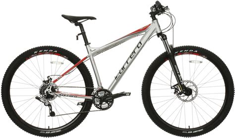 hellcat bicycle carrera hellcat mens mountain bike bicycle silver 29