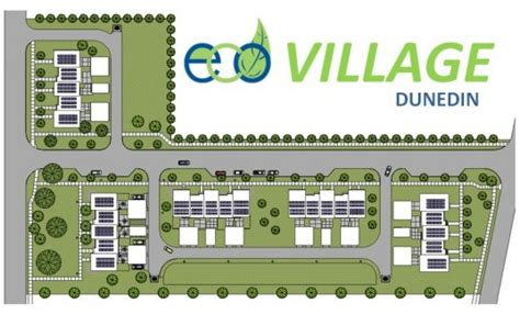 Affordable Zero Energy Homes dunedin eco village to be the first leed certified net