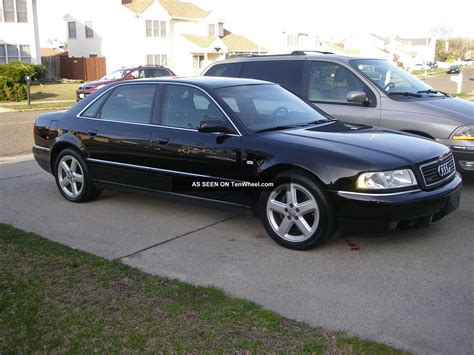 Audi A8 2002 by 2002 Audi A8 3 7 Quattro Related Infomation Specifications